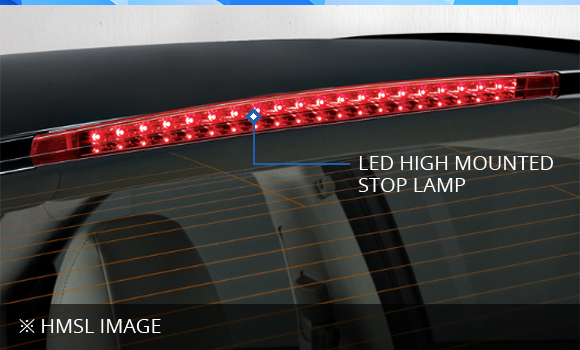 ※ HMSL IMAGE - LED HIGH MOUNTED STOP LAMP